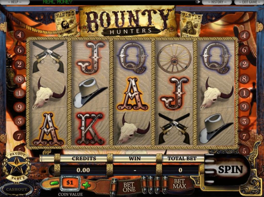 bounty-hanter